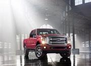 2013 Ford F-Series Super Duty Platinum - image 442467