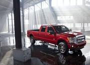Ford F-Series Super Duty Platinum