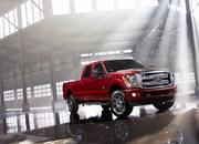 2013 Ford F-Series Super Duty Platinum - image 442470