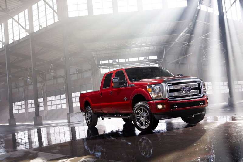 2013 Ford F-Series Super Duty Platinum High Resolution Exterior Wallpaper quality - image 442470