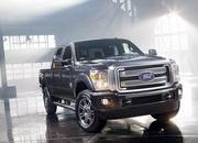2013 Ford F-Series Super Duty Platinum - image 442465