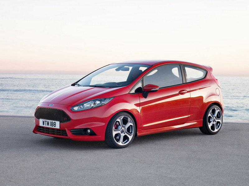 2013 Ford Fiesta ST High Resolution Exterior - image 440948