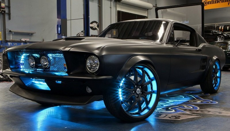 2012 Ford Microstang by Microsoft and West Coast Customs