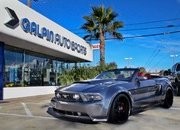 Ford Mustang Convertible by Galpin Auto Sports