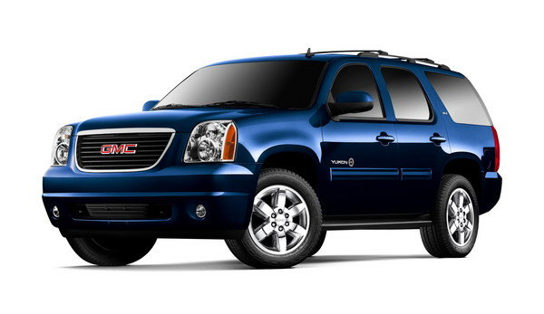 gmc yukon and sierra heritage editions picture
