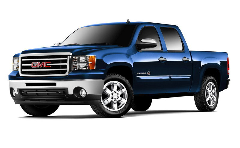 2012 GMC Yukon and Sierra Heritage Editions