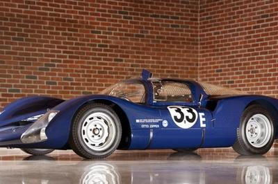 Gooding & Company sets final line-up of Amelia Island Concours auction cars