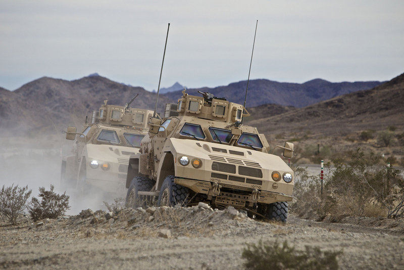 In the Army Now: Ford Set to Power New Military Vehicles Exterior - image 445287