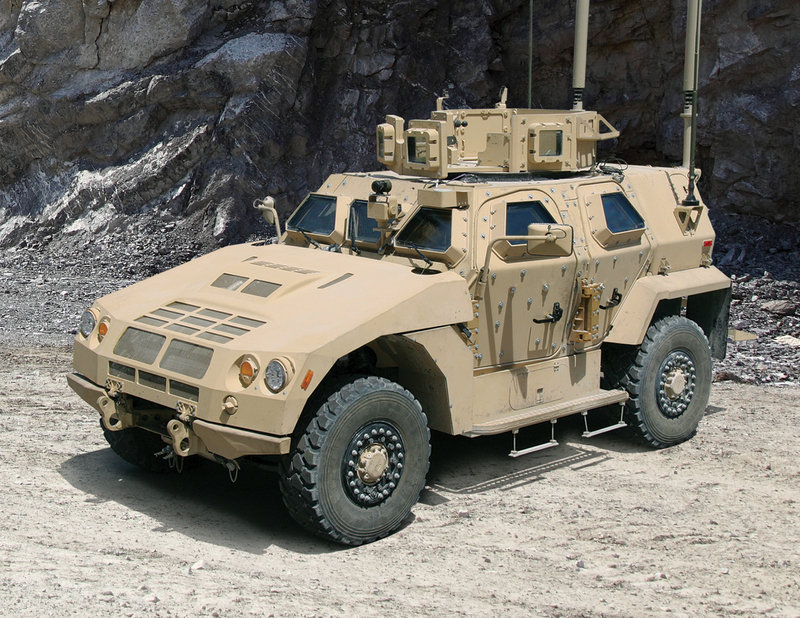 In the Army Now: Ford Set to Power New Military Vehicles