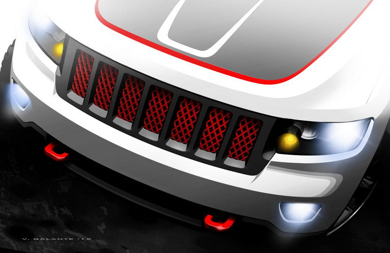 2012 Jeep Grand Cherokee Trailhawk Concept Review Top Speed