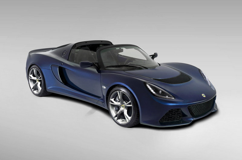 2013 - 2015 Lotus Exige S Roadster High Resolution Exterior - image 441221
