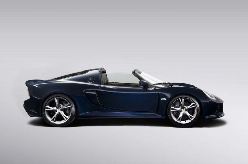 2013 - 2015 Lotus Exige S Roadster High Resolution Exterior - image 441223