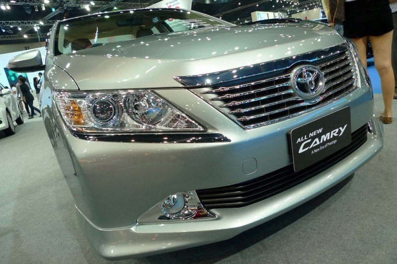 New Toyota Camry Release Date and Details Leaked