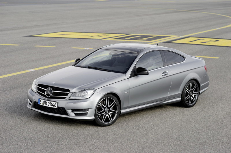 2013 Mercedes C-Class Coupe Sport High Resolution Exterior - image 441919