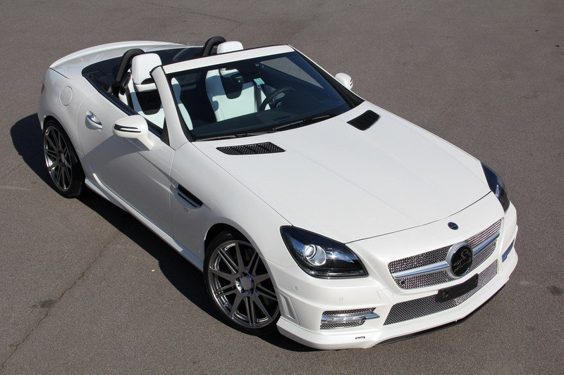 2012 Mercedes SLK by Carlsson