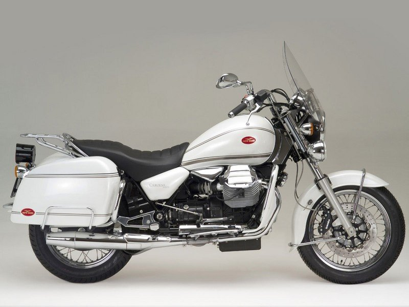 2012 Moto Guzzi California Vintage High Resolution Exterior - image 444569