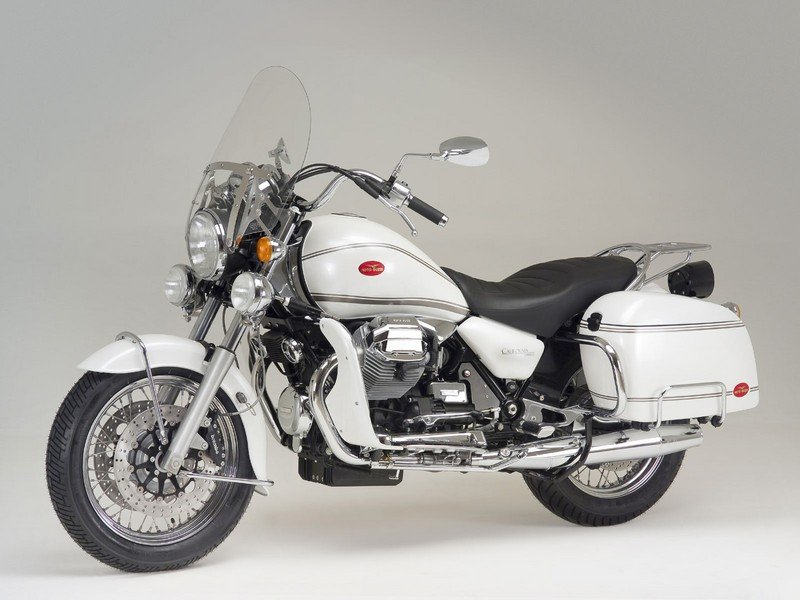 2012 Moto Guzzi California Vintage High Resolution Exterior - image 444570