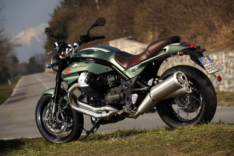 2012 Moto Guzzi Griso 8V SE High Resolution Exterior - image 444660