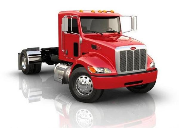 Peterbilt Introduces Extended Day Cab To Its Medium Duty ...