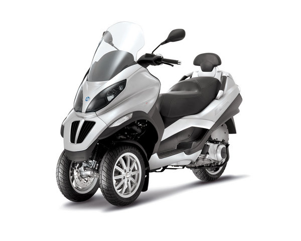 2012 Piaggio Mp3 250 Motorcycle Review Top Speed