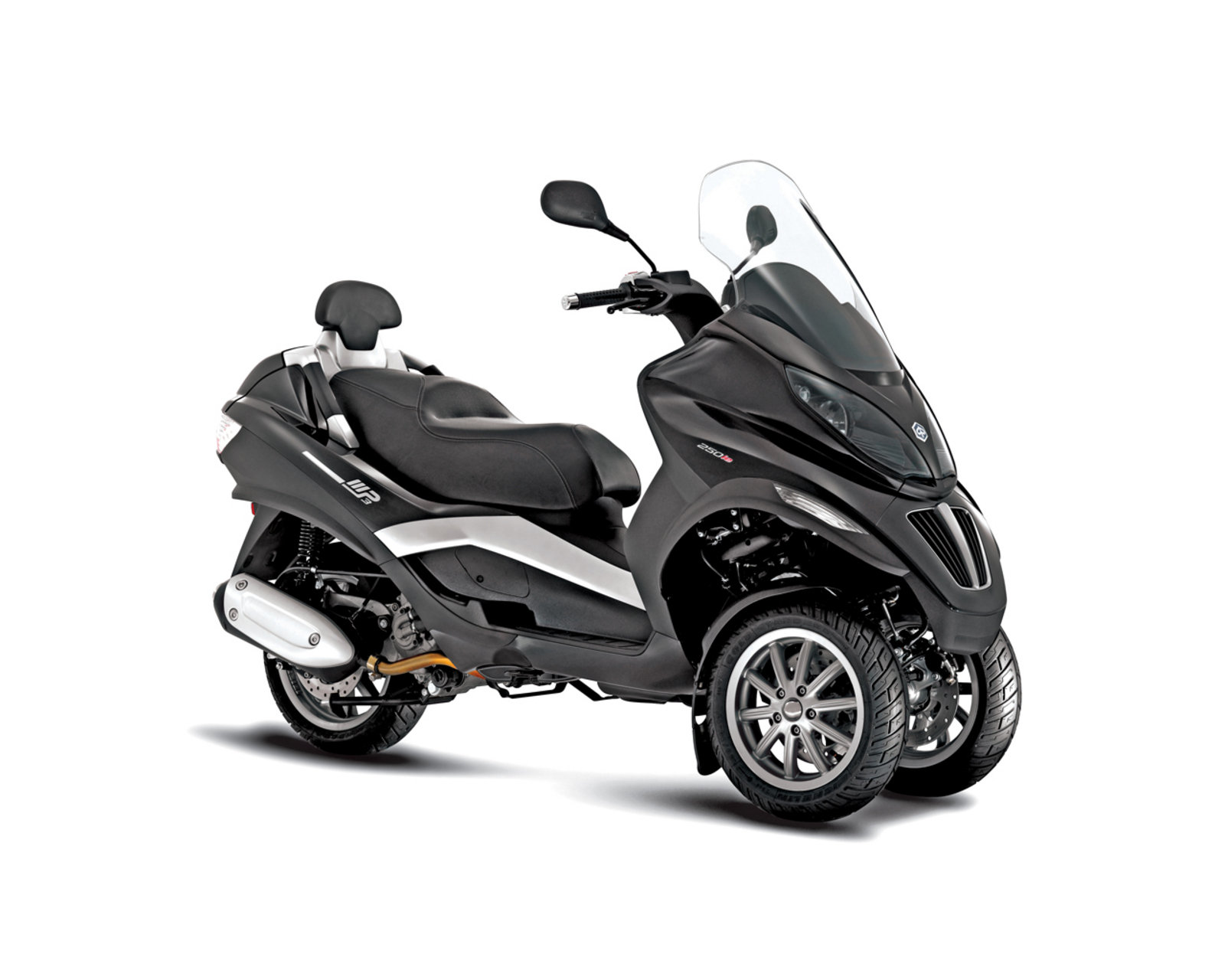 2012 piaggio mp3 250 review gallery top speed. Black Bedroom Furniture Sets. Home Design Ideas