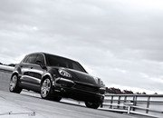 Porsche Cayenne Wide Track Edition by Kahn Design