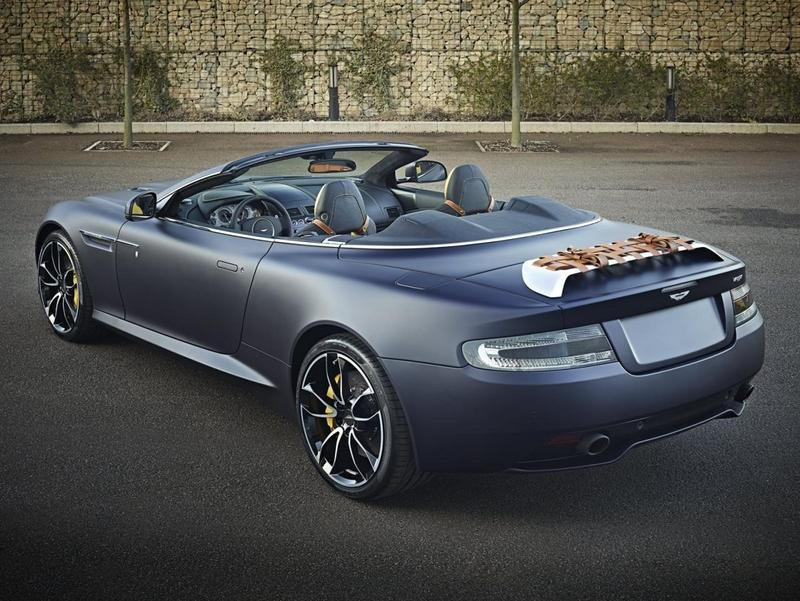 """Q by Aston Martin"" personalization program to debut in Geneva"