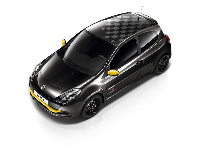 2012 Renault Clio RS Red Bull Racing RB7