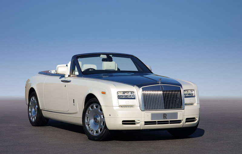 2013 Roll Royce Phantom Drophead Coupe Series II