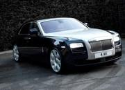 2012 Rolls Royce Ghost Edition by Kahn Design - image 443674