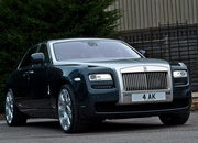 Rolls Royce Ghost Edition by Kahn Design