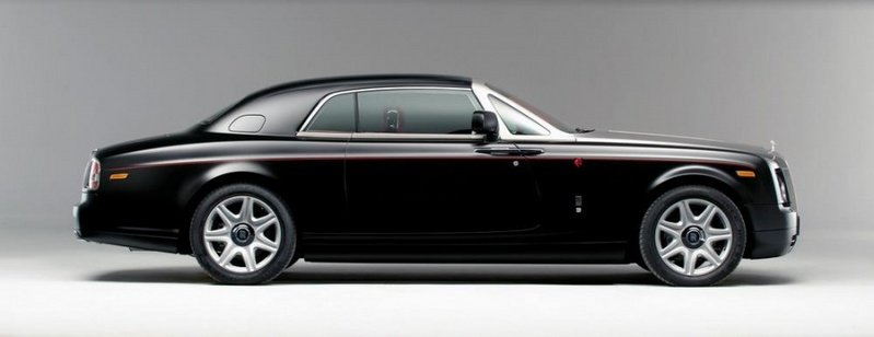 2012 Rolls Royce Phantom Coupe Mirage