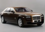 Rolls Royce Ghost Geneva Editions