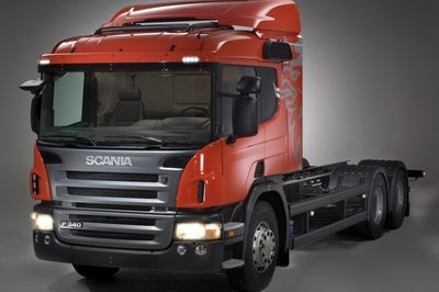 2010 Scania P Series | Top Speed