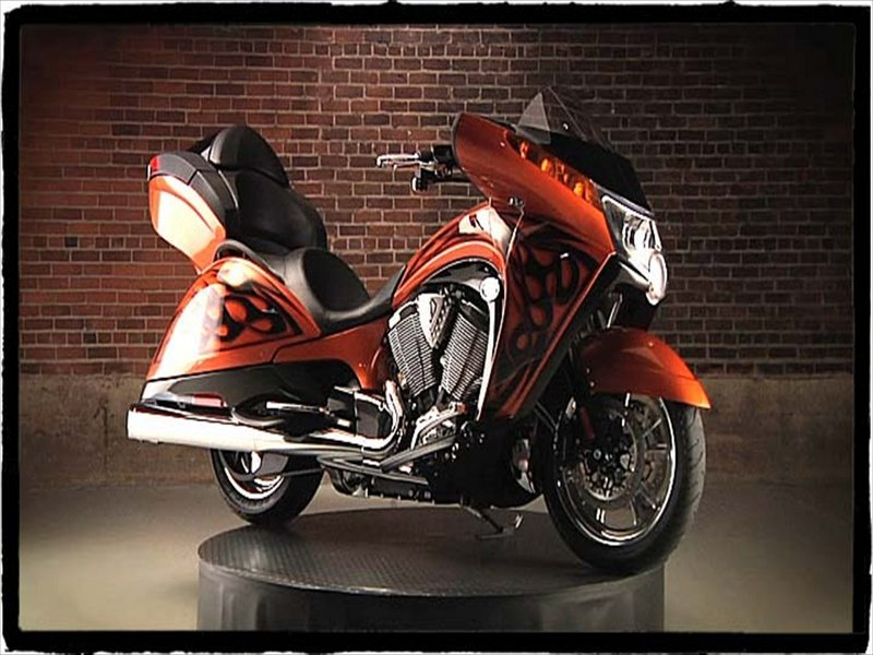 2012 Victory Arlen Ness Vision