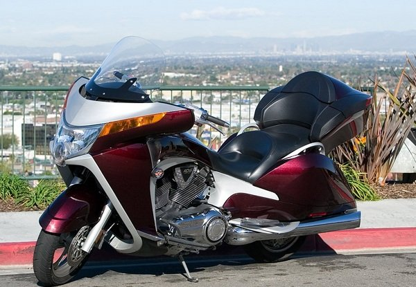 2012 Victory Vision Tour Motorcycle Review Top Speed