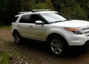 Video: Ford Teases a Performance Model 2013 Explorer - image 445543