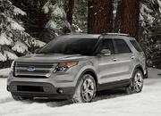 Video: Ford Teases a Performance Model 2013 Explorer - image 445544