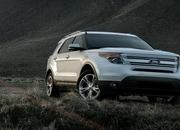 Video: Ford Teases a Performance Model 2013 Explorer - image 445545