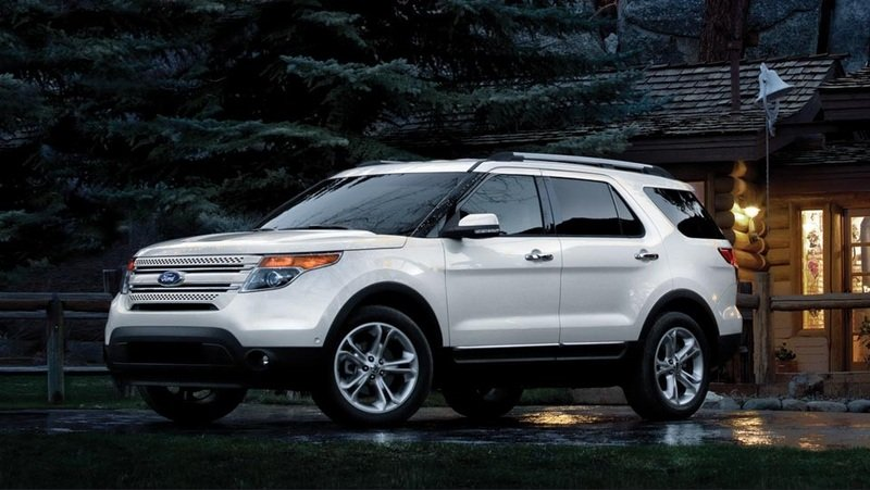 Video: Ford Teases a Performance Model 2013 Explorer