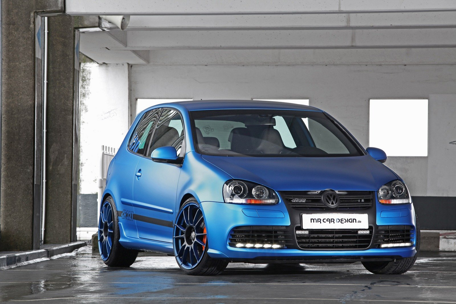 2005 2008 volkswagen golf v r32 by mr car design review top speed. Black Bedroom Furniture Sets. Home Design Ideas