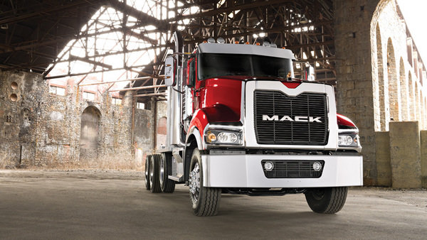3. Mack Titan Oilfield