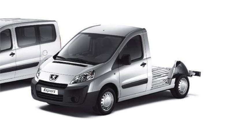 2008 Peugeot Expert Exterior - image 451621