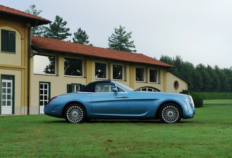 2008 Rolls Royce Phantom Drophead Convertible Hyperion By