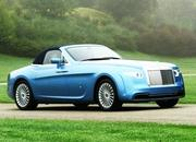 2008 Rolls Royce Phantom Drophead Convertible Hyperion by Pininfarina - image 450438