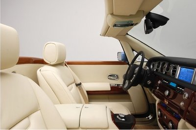 2008 Rolls Royce Phantom Drophead Convertible Hyperion by Pininfarina Interior - image 450440