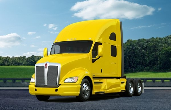 2010 Kenworth T700 Truck Review Top Speed