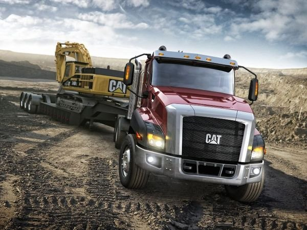 cat ct660 picture
