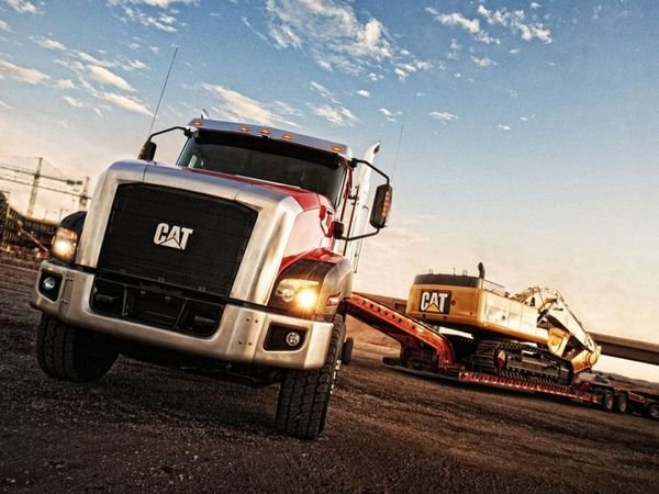 2. Cat CT 660 Heavy Hauller