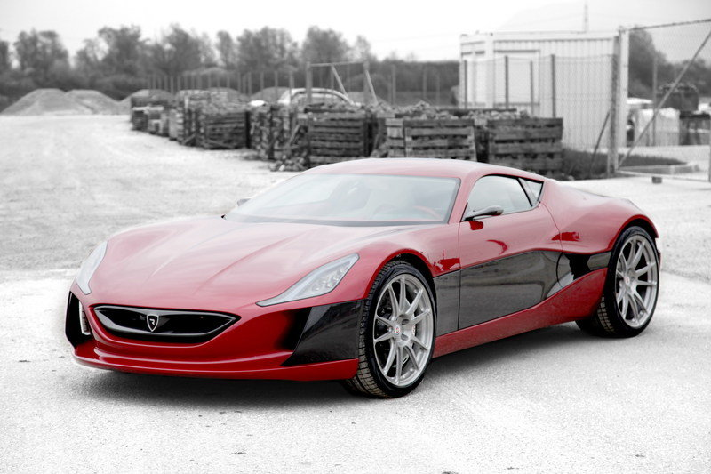 Rimac's Next EV to Dethrone the Tesla Roadster Before It Even Enters Production